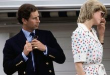 cropped Prince Charles and Princess Diana Image Getty