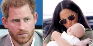 cropped Prince Harry and Meghan Markle have flown in a private jet four times in August alone Image GETTY