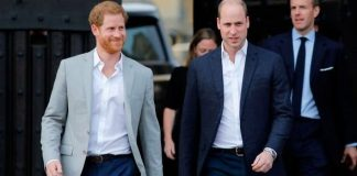 cropped Prince Harry and Prince William have both previously revealed they like tucking into a cheeky Nandos Image Getty