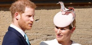 cropped Prince Harry would reportedly like to be more like Zara and Mike Image GETTY