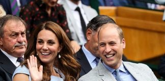 cropped Prince William and Kate Middleton