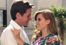 cropped Princess Beatrice is engaged to her boyfriend Edoardo Mapelli Mozzi Image GETTY