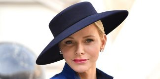 cropped Princess Charlene of Monacos twins have returned to school Photo C GETTY IMAGES