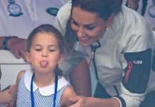 cropped Princess Charlotte news Charlotte has a feisty personality claimed Katie Nicholl Image Getty