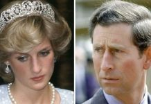 cropped Princess Diana had sense of abandonment compounded by her husband also emotionally leaving her Image GETTY