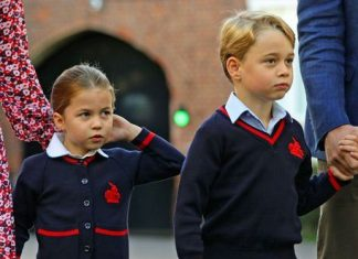 cropped Princess Diana news George will start ballet lessons this term Image PA
