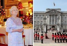 cropped Queen's royal residences Inside Buckingham Palace and the six bizarre things you'll find inside Image GETTY
