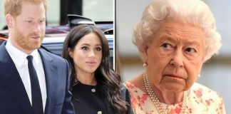 cropped Queen snub Meghan Markle and Prince Harry turned down an invitation to Balmoral Image GETTY