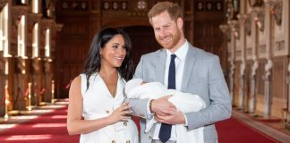 cropped Royal fans praise Duke and Duchess of Sussex for christening thank you notes Photo C GETTY IMAGES