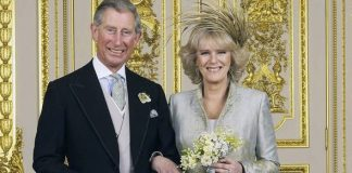 cropped Royal revelation Prince Charles and Camilla were married in Image GETTY