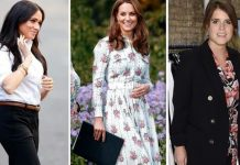 cropped THREE royals pregnant Could Kate Middleton Meghan Markle and Eugenie all be pregnant Image GETTY