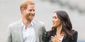 cropped The Duke and Duchess of Sussex love sending each other sweet messages via Instagram Photo C GETTY IMAGES