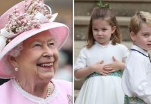 cropped The Queen revealed a crucial difference between Prince George and Princess Charlotte Image GETTY