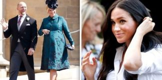 cropped Zara Tindall snub Why Meghan Markle and Harry didn't pick Mia Tindall for bridesmaid Image GETTY