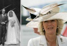 Camilla Duchess of Cornwall Image Getty