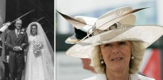 Camilla Duchess of Cornwall Image Getty