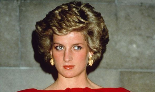 Diana reportedly had an awful incident on Kensington High Street Image GETTY