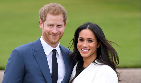 Elton welcomed Prince Harry and Meghan in the summer to his French villa Image GETTY