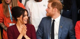 Harry and Meghan Image Getty