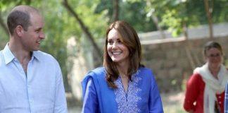 Kate Middleton caught in royal faux pas Image BBC