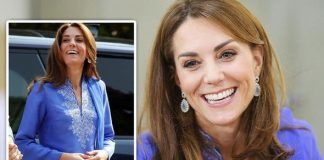 Kate Middleton pregnant Kate landed in Pakistan with William for a royal tour Image Ian Vogler Daily Mirror