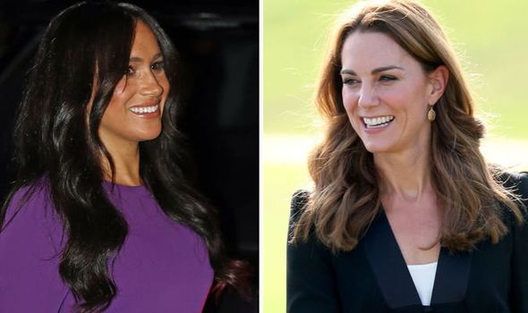 Kate Middleton vs Meghan Markle The kind advice Kate gave Meghan after ITV interview
