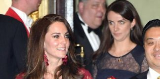 Kate has reportedly sacked one of her most loyal aides Image GETTY