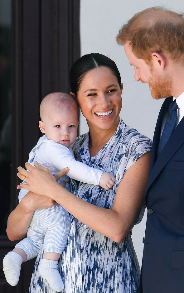 Meghan Markle admitted to struggling to adapt to her new role as royal wife and mother