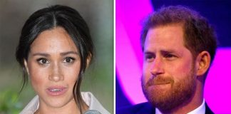Meghan Markle news Angela Levin claimed Prince Harry feels emasculated Image Getty