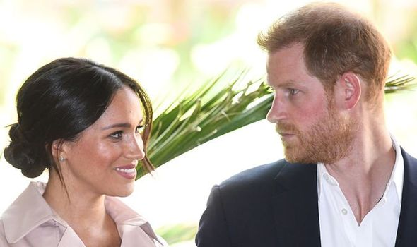 Meghan Markle news public disagree over royal couple in fiery clash Image Doug Peters