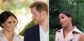 Meghan Markle revealed she calls Prince Harry H Image ITV