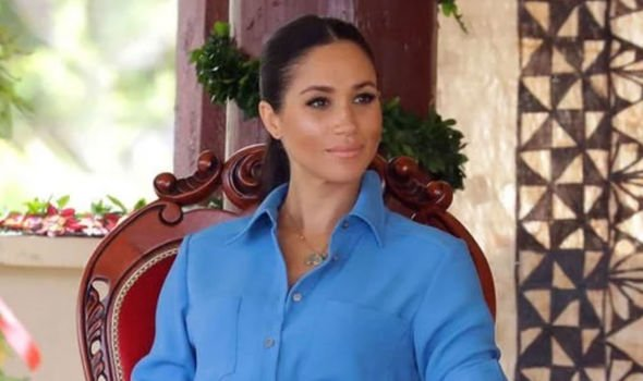 Meghan Markle sent thank you notes to fans who wished her a Happy Birthday Image Getty Images