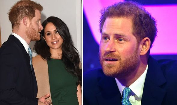 Meghan and Harry have opened up on their world of pain in a documentary Image GETTY REUTERS