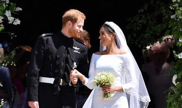 Meghan and Harry married on May