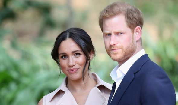 Meghan has started a legal action against the Mail on Sunday Image GETTY