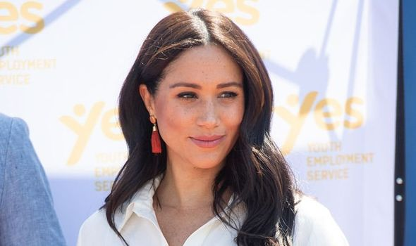 Meghan will appear in a new documentary on ITV Image GETTY