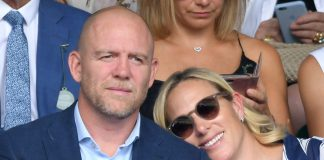 Mike Tindall shows he doesnt get VIP treatment despite being royal – see hilarious post Image GETTY