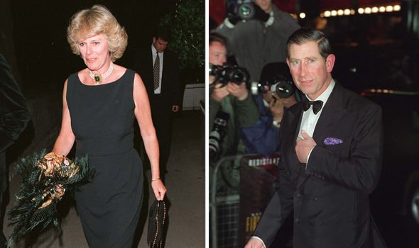 Prince Charles and Camilla Parker Bowles in Image Getty