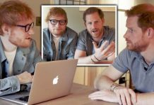 Prince Harry and Ed Sheeran came together to mark World Mental Health Day Image INSTAGRAM SUSSEX ROYAL