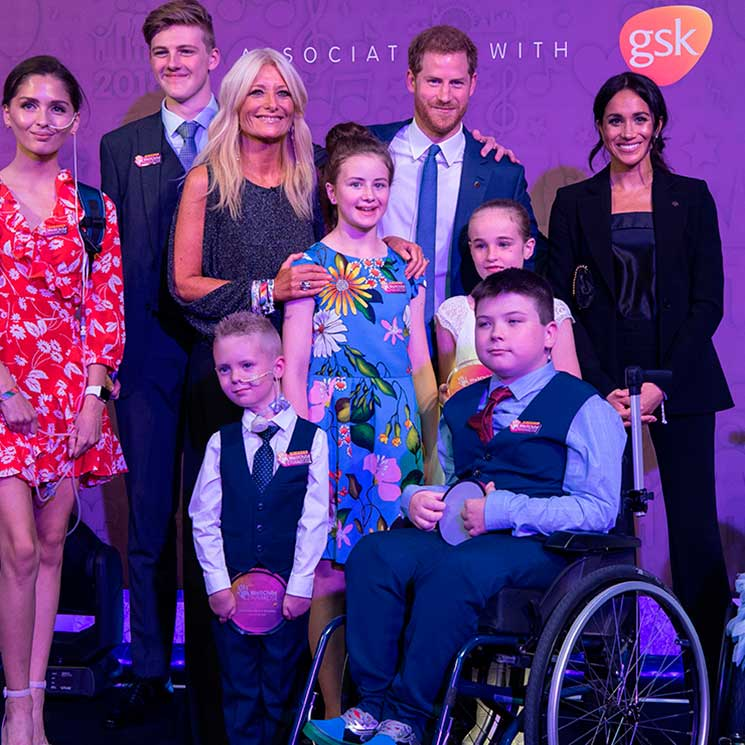 Prince Harry and Meghan Markle to attend WellChild Awards Meet four inspirational young winners C GETTY IMAGES