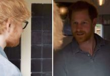 Prince Harry has teased a video showing him filming with Ed Sheeran to mark World Mental Health Day Image INSTAGRAM SUSSEX ROYAL