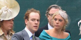 Prince Harry heartbreak Chelsea attended Wills and Kates big day Image GETTY