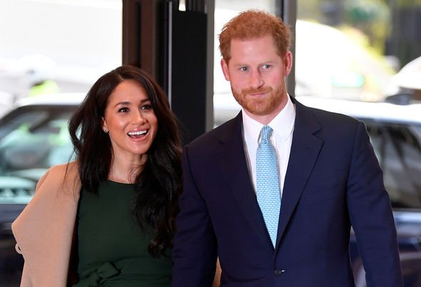 Prince Harry news The Duke and Duchess love Africa and want to focus their efforts there Image GETTY