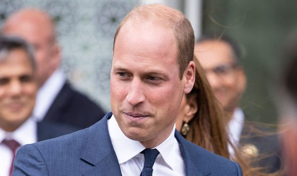 Prince William also sent out thank you cards for his th birthday Image Getty Images
