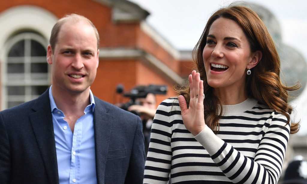 Prince William and Kate Middleton hold secret meeting at Kensington Palace Photo C GETTY IMAGES