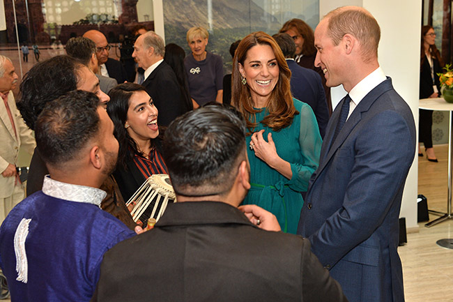 Prince William and Kate will visit Pakistan later this month Photo C GETTY IMAGES
