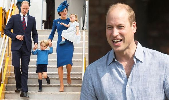 Prince William as an heir to the throne has an important protocol he is supposed to follow Image Getty Images
