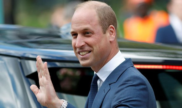 Prince William is second in line to the throne Image REUTERS