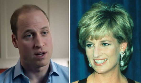 Prince William opened up about Dianas death Image ITV GETTY