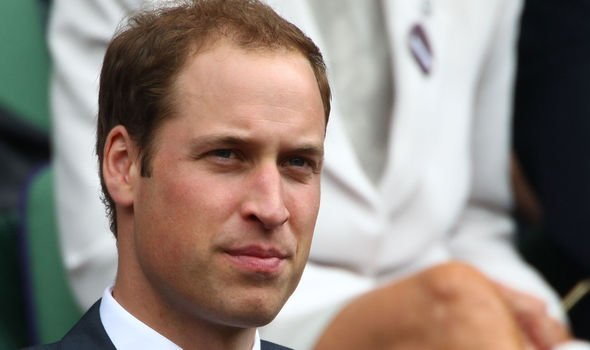 Prince William was said to be absolutely furious at the behaviour of the paparazzi Image GETTY